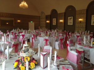 Wedding Chair Covers & Sashes