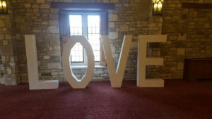 LOVE letters Manor House