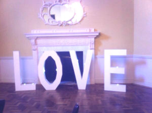 Love letters Bath Assembly Rooms