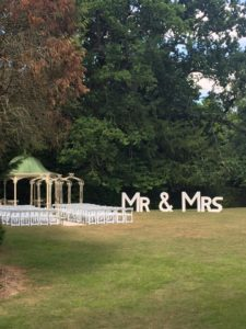 Mr & Mrs Manor by The Lake