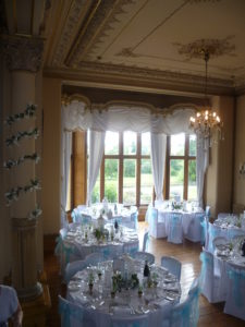 Orchardleigh House elevated picture