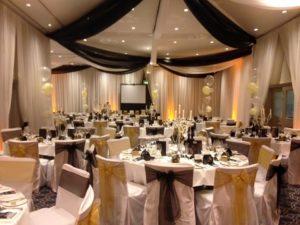 Gatsby theme event Bowood Hotel